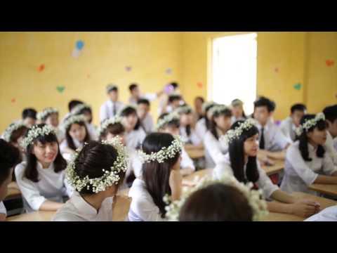 Clip kỷ yếu : Lớp A6k15 - Trường Trưng Vương - Hưng Yên