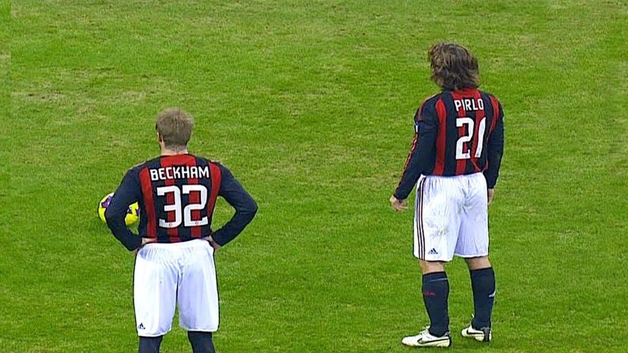 Chi è il migliore a tirare le punizioni? La SIFDA ft. Pirlo, Beckham, Dybala e altri !! | Serie A