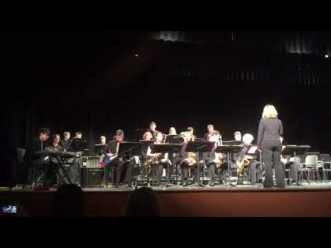 west morris central high school jazz band: final concert 2018