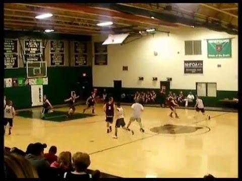 Newfound Regional High School NH Varsity Basketball 2012-13