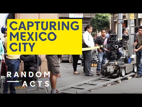 Sonidos del Distrito: The Sights & Sounds of Mexico City