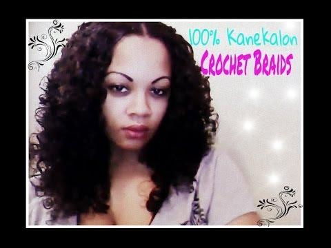 Crochet Kanekalon Hair Curly : Crochet Braids with 100% Kanekalon curly Protective hair style Saras ...