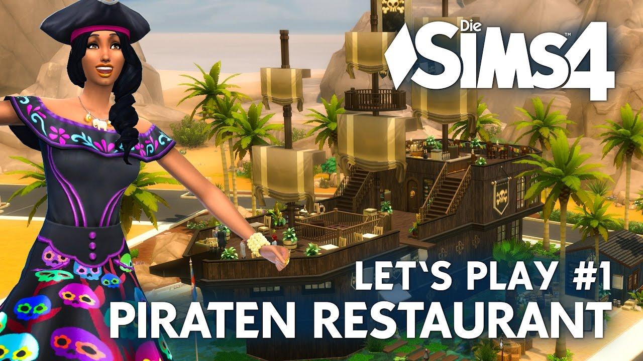 Die sims 4 gaumenfreuden release showcase restaurant gameplay pack - Fail Er Ffnung Die Sims 4 Piraten Restaurant 1 Let S Play Gaumenfreuden Gameplay Pack Deutsch