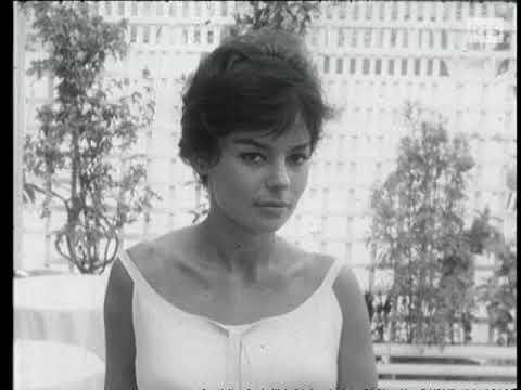 Pascale Petit à la Mostra de Venise (1958)