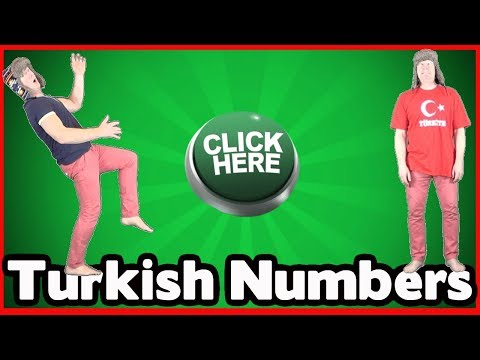 Learn Turkish | Turkish Counting Song | 1 - 10 in Turkish | Jingle Jeff Turkish Lessons