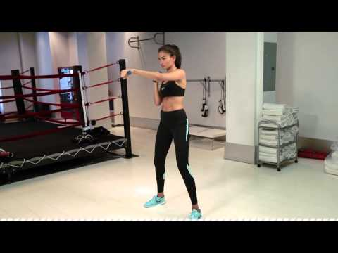 Full Body Fat-Burner with Kelly Gale: Round 1