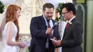 Simon and Rosie's Wedding