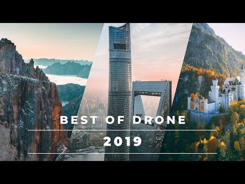 Best Drone Footage 2019 Compilation in 4K – DJI Mavic 2 Pro