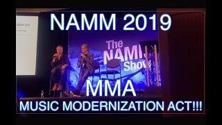 What is the MMA: Music Modernization Act? Digital Royalties Reform / SOUNDEXCHANGE