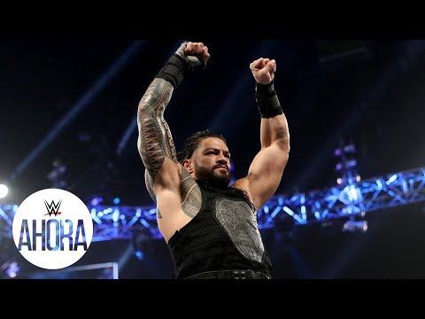 Resultados Raw y SmackDown LIVE: WWE Ahora, Abril 17, 2019