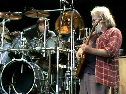 Grateful Dead Jack Straw 7/24/1987 Oakland, CA