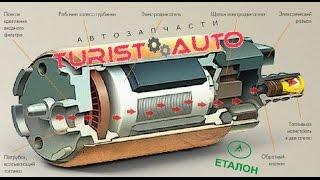 Ремонт насоса топливного электрического Эталон, ТАТА