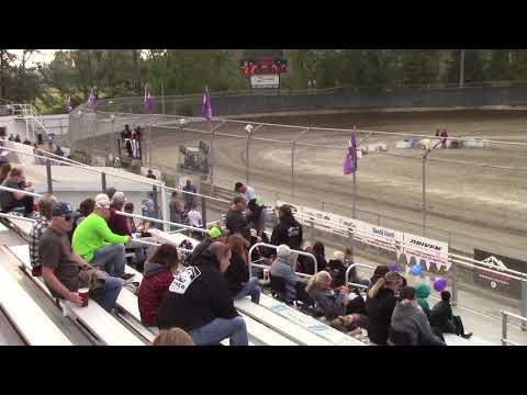 Deming Speedway WA - Micro 600R Qualifying (Carson Borden) - August 24, 2018