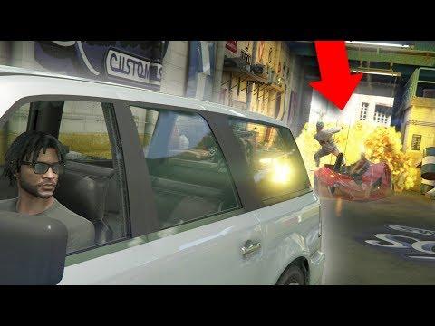 HOW TO BREAK THE MOD SHOP!   GTA 5 THUG LIFE #233
