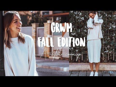 SORTEO FIRMOO (ad)|| GRWM (arréglate conmigo) fall edition || Meanwhile