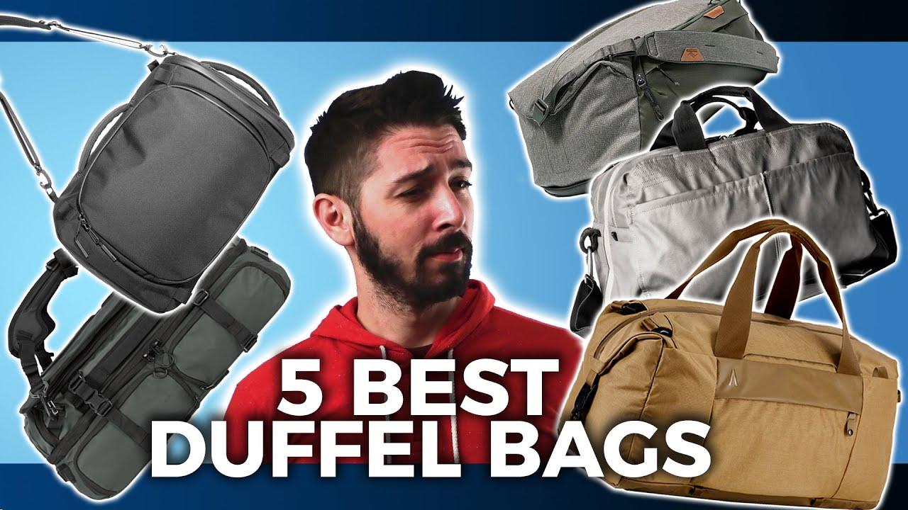 Download 5 Best Duffel Bags [2021 Guide]