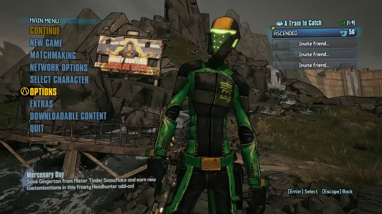 How to farm Benny the Booster for Sand Hawk in Borderlands 2 (Community  Patch 4 0)