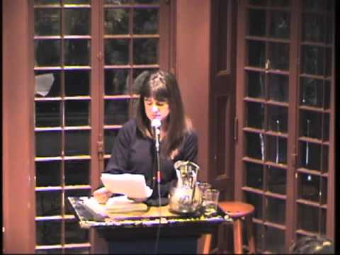 Grace Ambrose Reads at Launch Party for In Open Letters A Secret Appears - KWH, February 2013