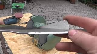 Jak Naostrzyć Nóż Kosiarki - ( Prosty Sposób, Żyleta - Sprawdź To )
