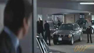 James Bond - Tommorow Never Dies - BMW Car Chase