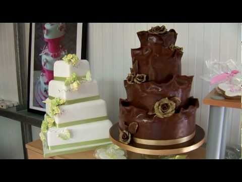 Contemporary Cake Designs