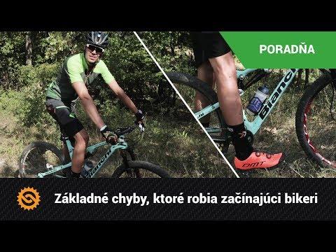Základné Chyby, Ktoré Robia Začínajúci Bikeri    PORADŇA - MTBIKER.SK