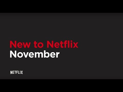New to Netflix US  November 2016  Netflix