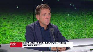 """ASSE-OL - Riolo sur Lyon: """"Je ne comprends pas ce que fait cette équipe... y a rien !"""""""