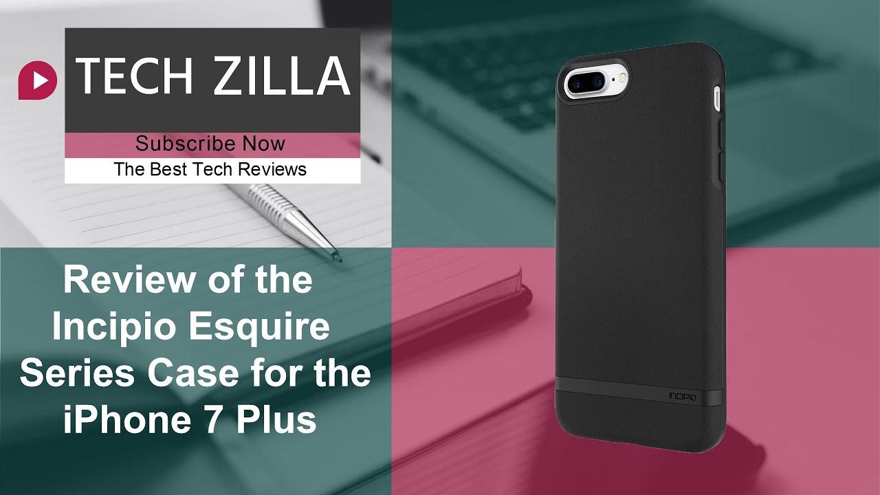 finest selection b510e 0b3c8 iPhone 7 Plus Incipio Esquire Series Case