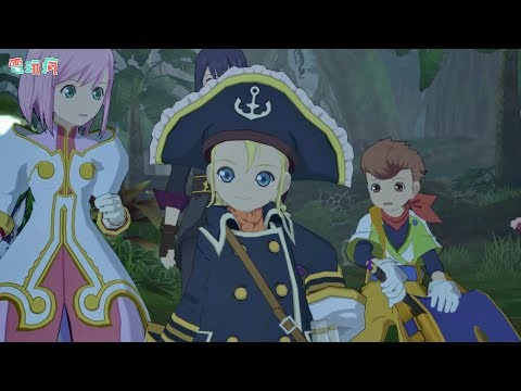 Tales Of Vesperia: Definitive Edition TGS 2018 Footage Lets Us Hear Patty's English Voice Actress