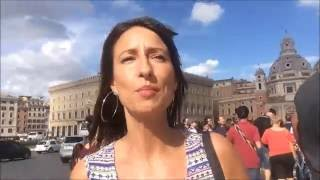 VLOG 2 # ROME FONTAINE TREVI ET PIAZZA VENEZIA