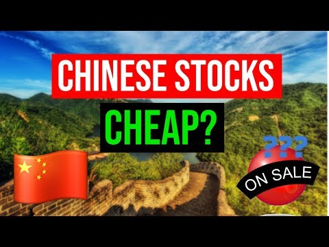 Why I'm Buying Chinese Stocks 💹㊙️