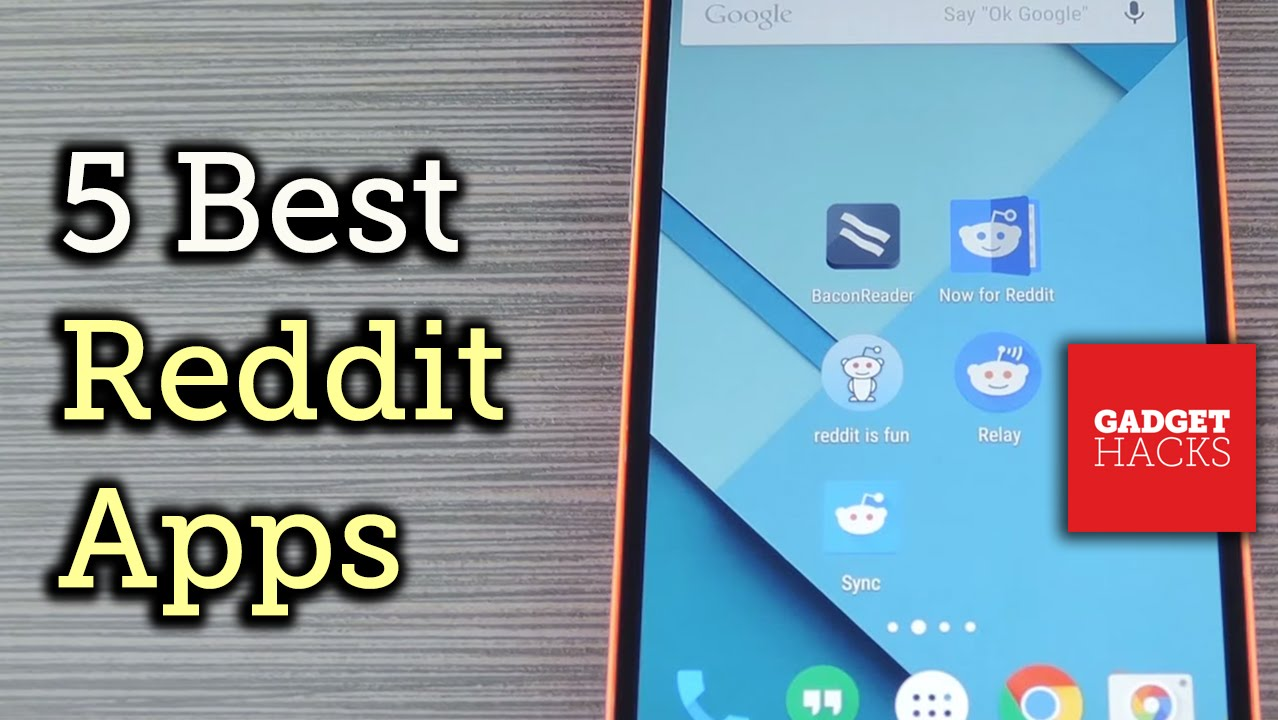 Comparing the 5 Best Reddit Apps for Android