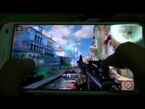 Review dtac phone Eagle X   Game Test ทดสอบเล่นเกมส์บน ดีแทค โฟน สี่จี อีเกิัล เอ็กซ์