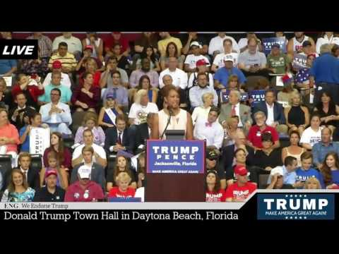 LIVE Stream  Donald Trump Speech Rally in Jacksonville, Florida  FULL EVENT HD