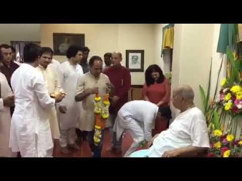 Guru Purnima in Vrindaban Gurukul Pandit Hariprasad Chaurasia