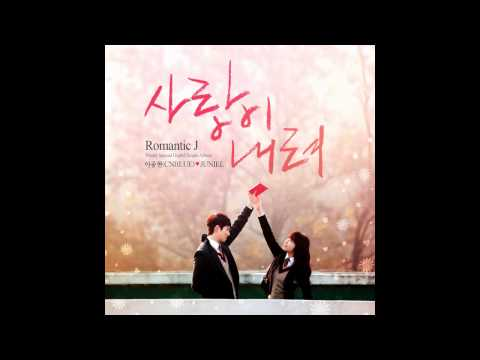 [MP3/DL] JongHyun (CNBLUE) & Juniel - Love Falls (사랑이 내려) [Romantic J Winter Special]