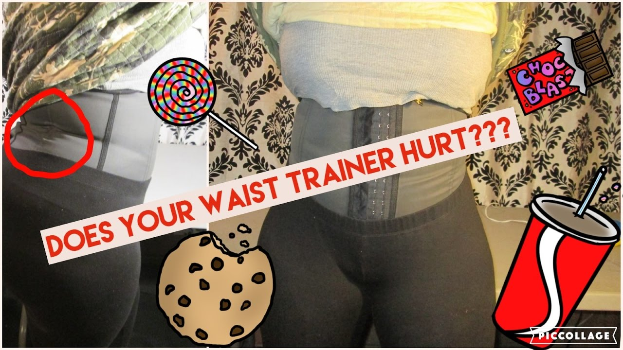 How To Make Your Waist Trainer Less Painful Diy Youtube