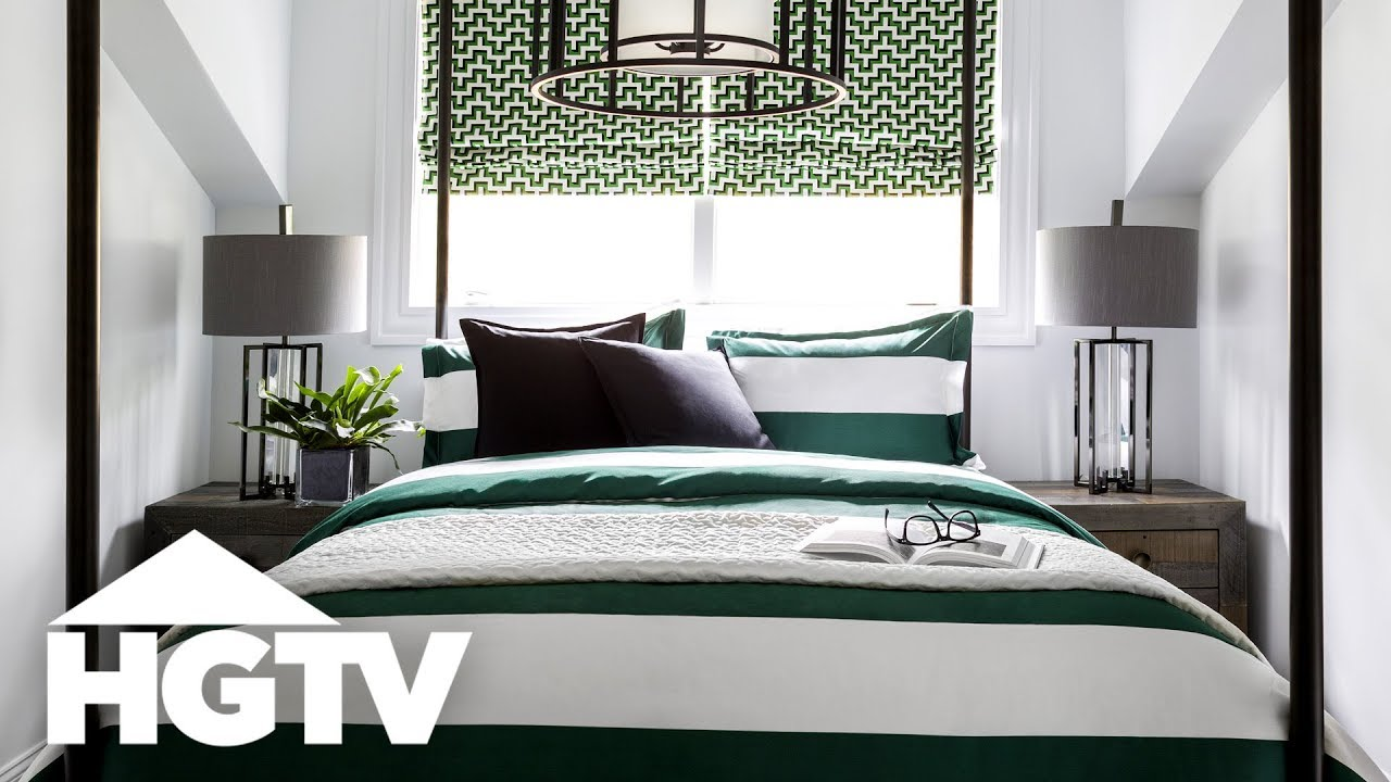 Small-Space Bedroom Tips - HGTV