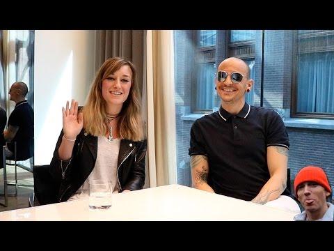 Linkin Park Interview: Chester Bennington is open to Eminem collaboration