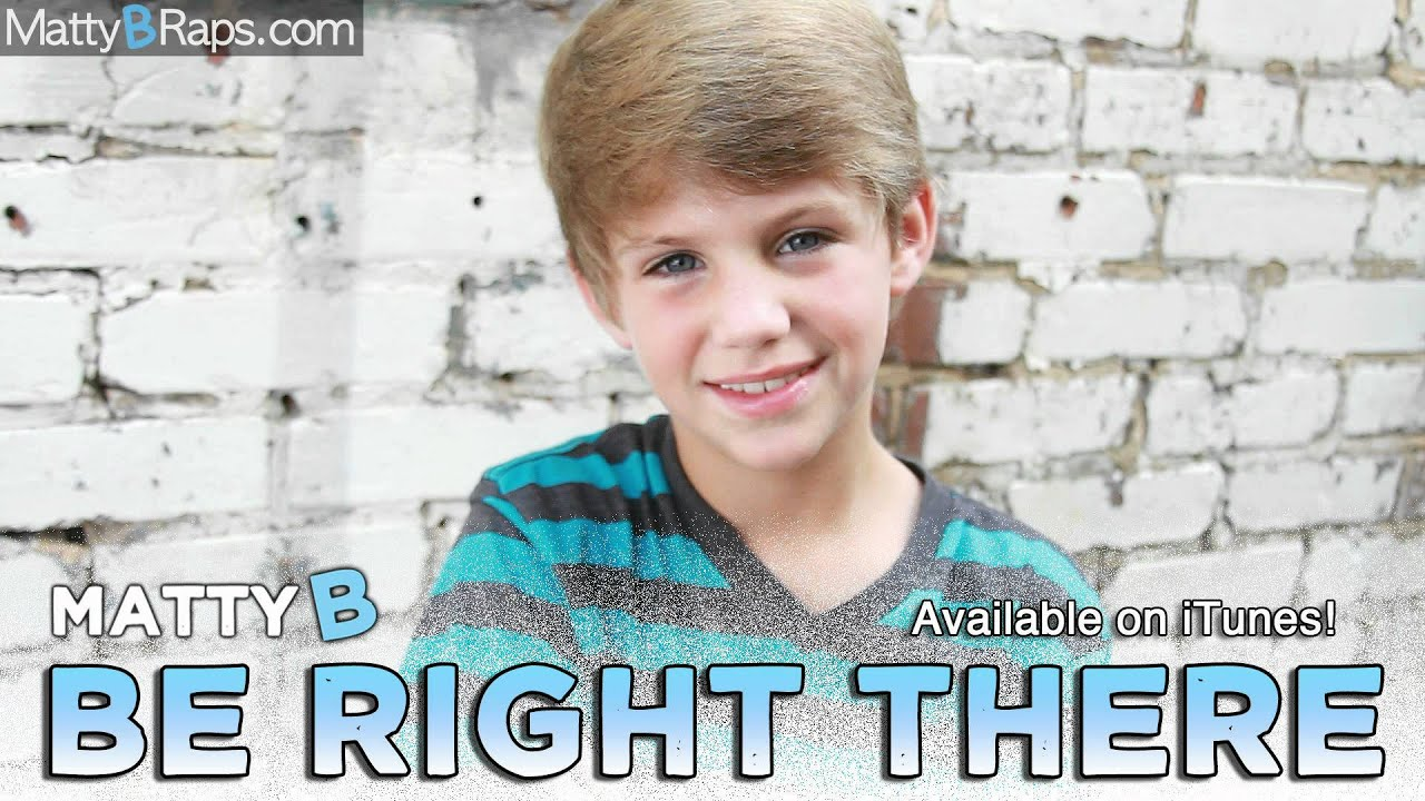 MattyBRaps Be Right There Original Song Audio ly