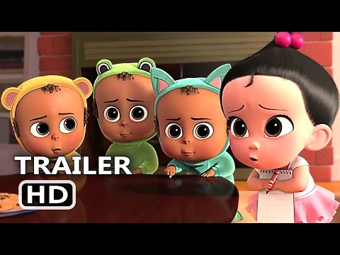 "Thumbnail: THE BΟSS BАBY Trailer + New Clip (2017) ""Babies Meeting"", Animation Movie HD"