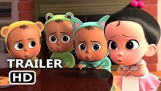 "THE BΟSS BАBY Trailer + New Clip (2017) ""Babies Meeting"", Animation Movie HD"