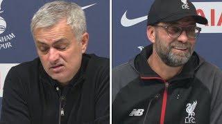 Моуриньо и Клопп после матча | Тоттенхэм 0:1 Ливерпуль