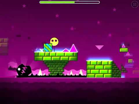 Geometry Dash Meltdown Episode 1:The Seven Seas:Pirate song? Love it!