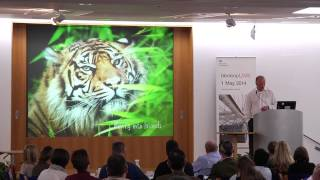 Jamie Christon,  Managing Director,  Chester Zoo