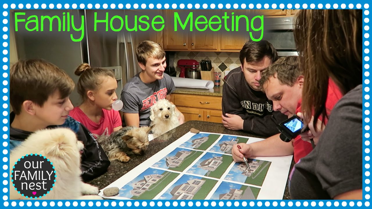 Family house design meeting youtube malvernweather Gallery