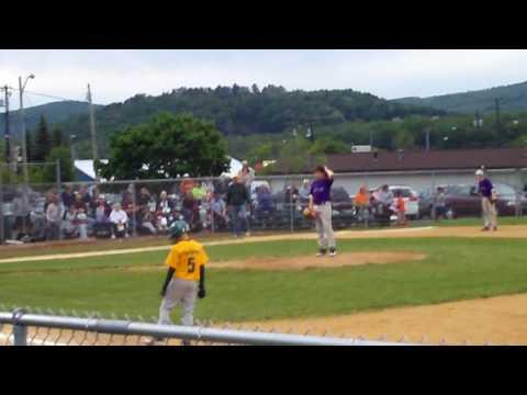 Zi6_0915.MOV Baseball @ Angelo Field Vestal 2nd in...