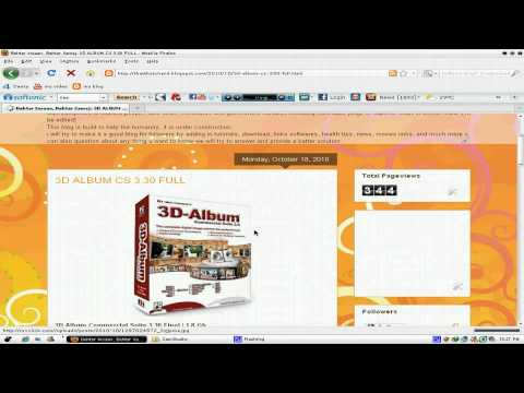 how and where can i download 3D Album CS 3.30 full