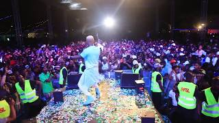 Harmonize Live Performance in MOMBASA KENYA (TWAWEZA LIVE)